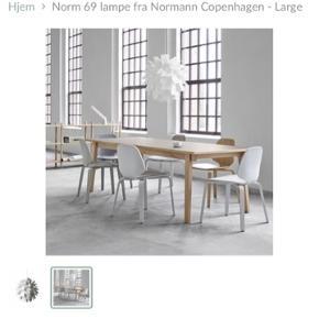Norm 69 lampe fra Normann Copenhagen - Large