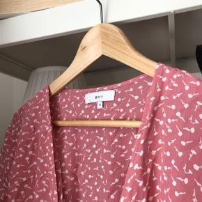 Fin pink slåom kjole