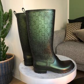 Super smukke gummistøvler, rain Boots, gummi støvler fra Marc Jacobs.