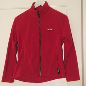 Jakke/trøje i fleece fra Peak Performance i str. S.