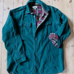 Vintage overshirt from L.L Bean. Excellent condition.