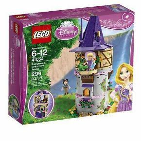 Varetype: disney prinsesser 41054 Størrelse: alm Farve: se  Bygget en gang. Porto er angivet med dao    Uden æske, men med manual