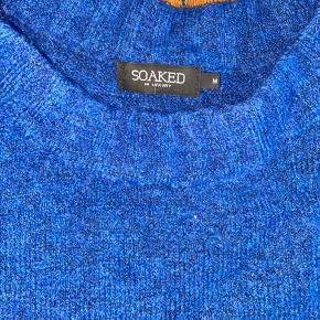 Mohair blanding, rigtig lækker sweater!