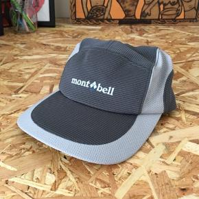 Montbell cap Aldrig brugt Nypris 375,-