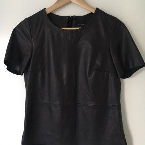 Eli leather top Byd Kun brugt en enkelt gang