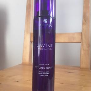 Alterna caviar anti-aging hårprodukt: styling tonic. Uåbnet  Mp: 110,-