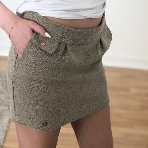 Sød og chic nederdel