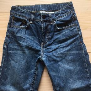 Jeans fra Milk i super fin stand uden pletter, slid eller huller.  Modellen er meget almindelig med regulerbar talje.  Fra røgfrit hjem.
