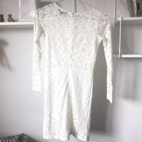 Kort blonde kjole str xs  Afhentes i Glostrup eller sendes 📦 Se flere ting på min profil - følg gerne 🌼🐝