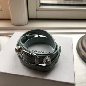 Sælger mit Balenciaga armbånd. Kvittering haves :)