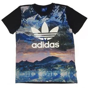 Adidas tee Fitter M Mp: 50kr