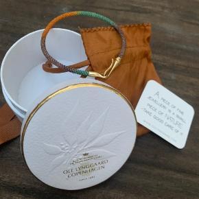 OLE LYNGGAARD Life armbånd   Bohemian spirit 18 kt. Guld lås 17 cm A3040-407  Ny pris: 3.950,-