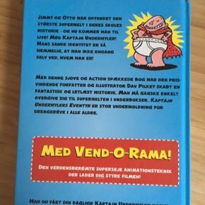 Kaptajn underhylers eventyr  - fast pris -køb 4 annoncer og den billigste er gratis - kan afhentes på Mimersgade 111. Kbh  - sender gerne hvis du betaler Porto - mødes ikke ude i byen - bytter ikke