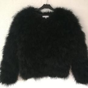 Second Female pels- & skindjakke