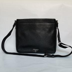 Prada Crossbody / Used once. Excellent condition with certificate / No box / No check