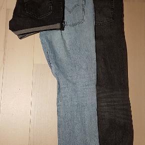 Jeg sælger disse Levi's shorts, da jeg ikke får dem brugt. Det er størrelse W29