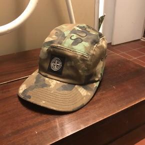 Jeg købte denne her Supreme x Stone Island cap for nogle år siden i Supreme NYC, ingen synlige skader men er gået med en del  Mp 500