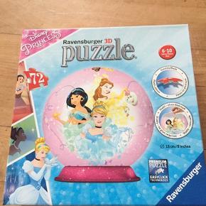 3D puzzlespil som bliver som en kugle når den er samlet👍🏻
