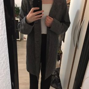 Oversize frakke