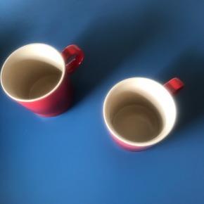 Rigtig fine kopper uden skrammer, 2 stk til 75kr