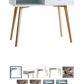 Skrivebord fra jysk 50x100