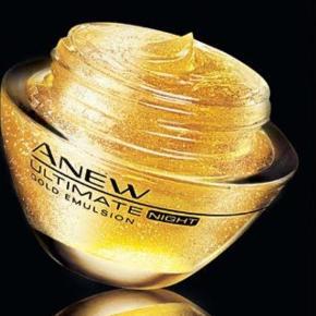 Avon Anew Ultimate 7s Night Gold Emulsion Reduce Wrinkles Anti Aging 50 ml Kan afhentes fra Albertslund eller Frederiksberg eller sendes mod porto