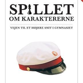 Spillet om karakterne   2. udgave, 1. oplag  Ny pris: 110,- Din pris: 50,-  Har andre bøger til salg, som bruges på læreruddannelsen KLM og dansk.  Køber betaler porto (40,- DAO) eller kan medbringes til Hobro eller Aars.