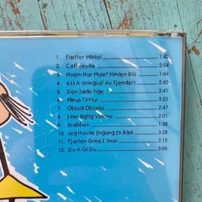 Børnehits cd  -fast pris -køb 4 annoncer og den billigste er gratis - kan afhentes på Mimersgade 111 - sender gerne hvis du betaler Porto - mødes ikke andre steder  - bytter ikke