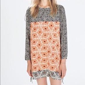 Fringed short dress. Np 460 kr