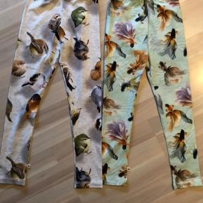 Nye flotte leggings str 122.  Sælges a 150kr PR Stk.  Nypris 230kr Stk