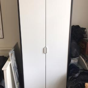 Ikea Pax Wardrobe. 1 year old. Good condition.  Give it away since moving a new house with a smaller room 😅