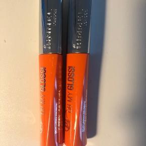 2 lipgloss fra rimmel. 40 kr pp