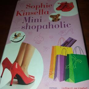 Sophia Kinsella Mini Shopaholic i hardback