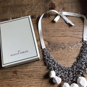 Malene Birger halskæde med æske