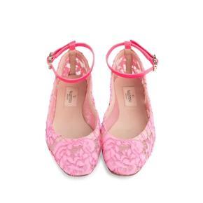 Overvejer at sælge disse skønne Valentino ballerina flats i pink blonde med stop om anklen. Købt på Vestiaire, men kun stået til pynt. Perfekt til sommeroutfit. Prisen er fast, ellers beholder jeg dem selv ☺️ Flere billeder i kommentar 🌸