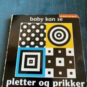 Baby kan se pletter og prikker  - fast pris -køb 4 annoncer og den billigste er gratis - kan afhentes på Mimersgade 111 - sender gerne hvis du betaler Porto - mødes ikke andre steder - bytter ikke