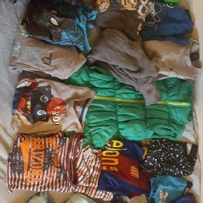 lækker tøjpakke str 122/128 Sælges samlet for 50kr