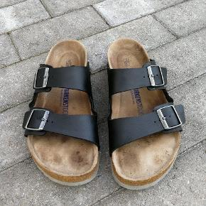 Klassiske Birkenstock sandaler str. 45, alm. bredde, soft bund Bytter ikke Mindstepris 450 pp