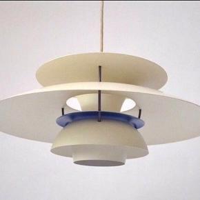 Stilsikker og klassisk PH5 lampe i meget pæn stand.