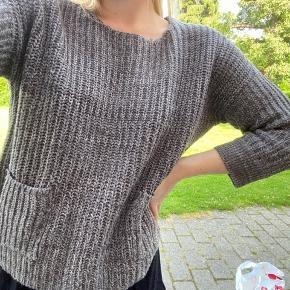 Fin sweater, kortere ærmer  #Secondchancesummer