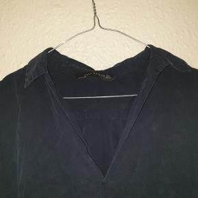 Lækker over sized bluse fra Zara.