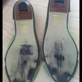 Sandaler fra Mimic Copenhagen. Brugt meget lidt. Nypris 600,-