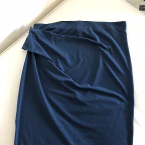 Elastisk stof også i linning