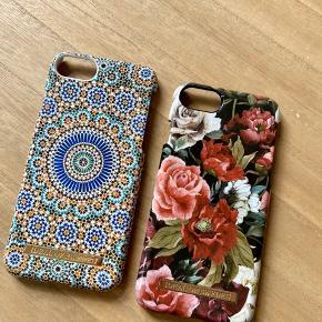 Sælger to covers fra Ideal of Sweden. Passer til iPhone 8 49,- pr stk (80,- for dem begge) Fejler intet, har bare fået ny telefon 😊