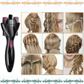 Babyliss Twist Secret hair tool + accessories. Used only once. New price 400dkk. My price 150dkk.