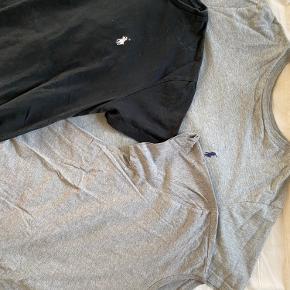 Tre fine trøjer fra Polo Ralph Lauren i str. xs (store i størrelsen) aldrig brugt. Samlet pris for alle tre 350kr - pr. 150.