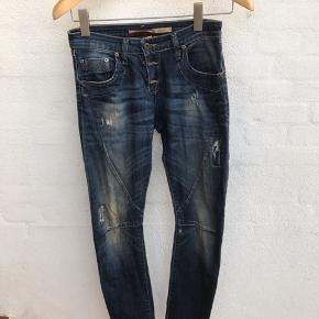 Fede jeans  39 cm i livet