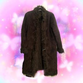 One Vintage pels- & skindjakke