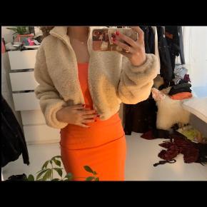 Shein pels- & skindjakke