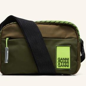 GANNI Azalea Crossbody Bag (kalamata)